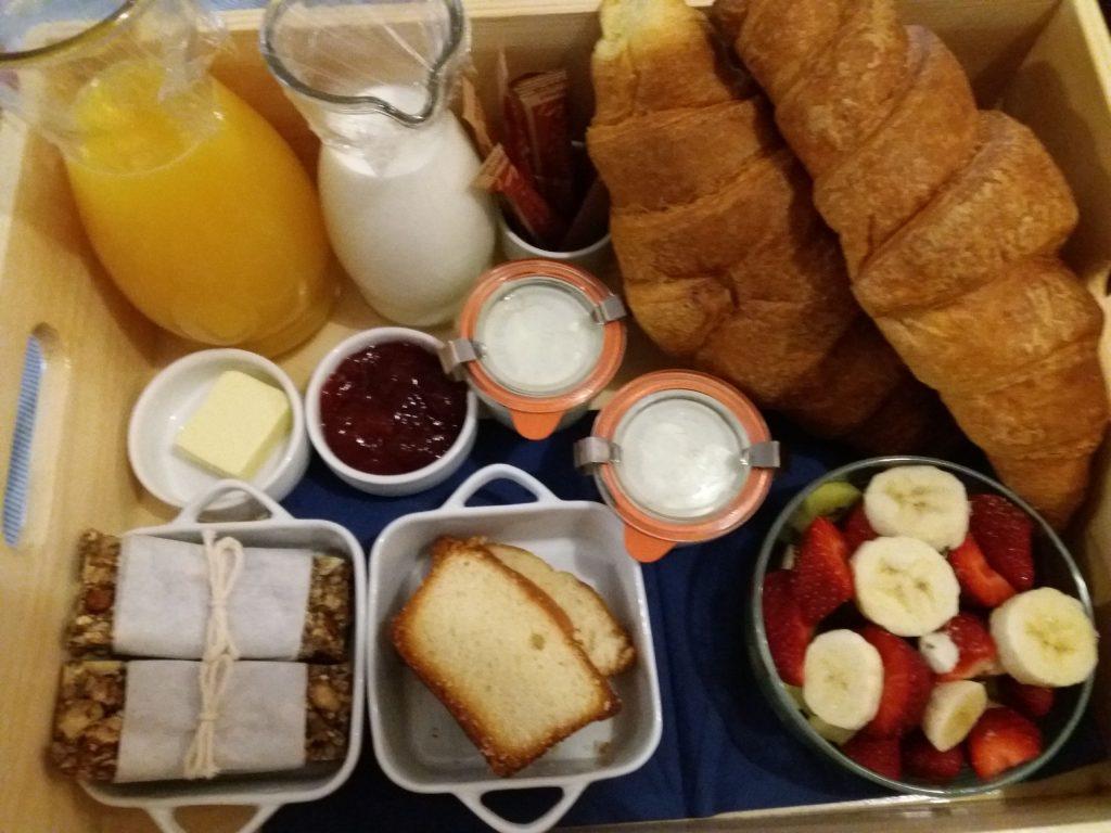 Breakfast in a Box Eviali 2