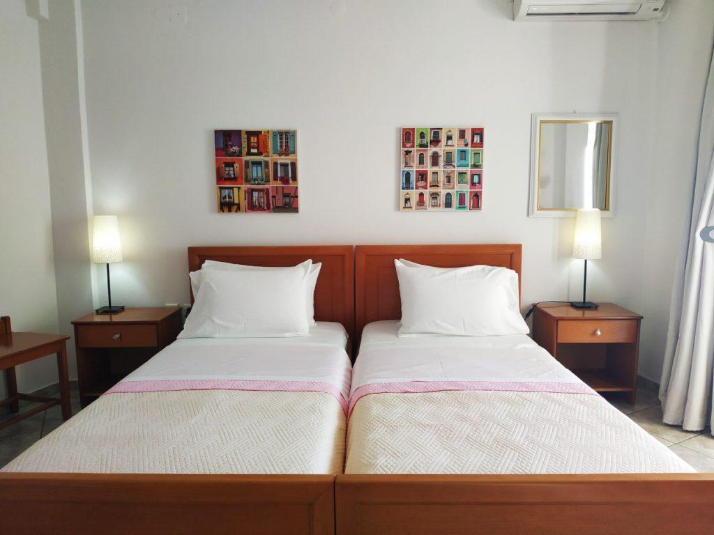 Λιμνη Limni Hotel ξενοδοχειο